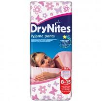 Luiers Huggies DryNites girl 8-15 jaar 27-57 kg