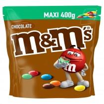 M&M's choco bruin 400 gram