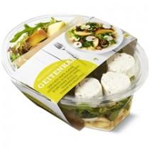 Maaltijdsalade Geitenkaas 400 gram (met pasta)