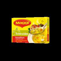 Bouillon tuinkruiden Maggi tabletten