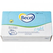Margarine light Becel cups 100 x 10 gram