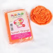 Marsepein oranje 250 gram