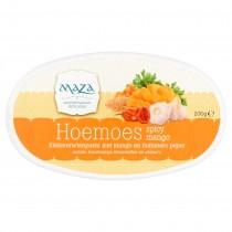 Maza Hoemoes spicy mango 200 gram