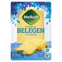 Melkan kaasplakken belegen 48+ 190 gram