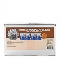 Mini stroopwafels Alex Meijer 150 stuks doos