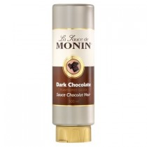 Chocoladesaus Monin dark flacon 500 ml.