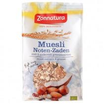 Muesli noten & zaden Zonnatura 375 gram