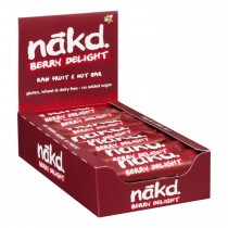 Nakd berry delight 18 x 35 gram