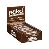 Nakd cocoa delight  18 x 35 gram