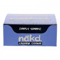 Nakd cashew cookie 18 x 35 gram