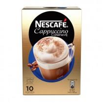 Nescafé Cappuccino cafeïnevrij 10 x 12,5 pak