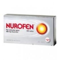Nurofen tabletten 400mg 24stuks maximaal 1 per klant OP=OP