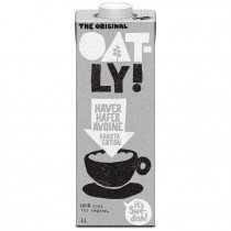 Oatly haver barista edition 1L