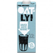 Oatly haverdrank calcium 1L