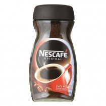Oploskoffie Nescafé rood 200 gram