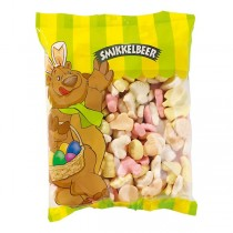 Paasschuim figuren Smikkelbeer 1000 gram