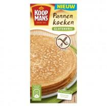 Pannenkoekenmix  glutenvrij Koopmans 400 gram