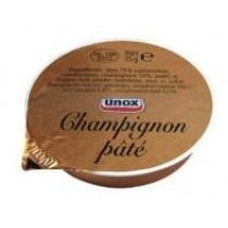 Unox  Champignonpate 40x15 gram