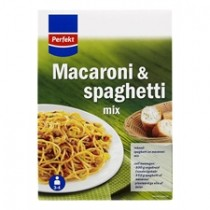 Macaroni/spaghettimix Perfekt pak 57 gram