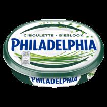 Philadelphia bieslook  185 gram