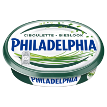 Philadelphia bieslook light 185 gram