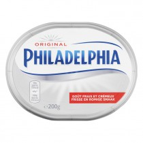 Philadelphia naturel kuipje 200 gram