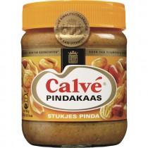 Pindakaas Calvé met nootjes 350 gram