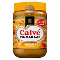 Pindakaas Calvé met nootjes 650 gram
