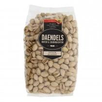 Pistache nootjes geroosterd en gezouten Daendels 800 gram