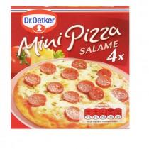 Pizza mini salami Dr Oetker 4 stuks