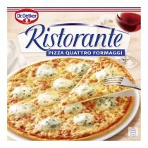 Pizza Ristorante Quattro formaggi Dr Oetker per stuk