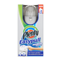 Plenty Easypull mobile dispenser (inclusief navul rol)