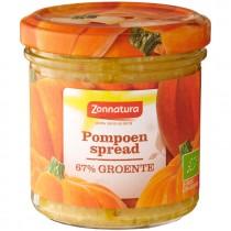 Pompoen spread Zonnatura 135 gram