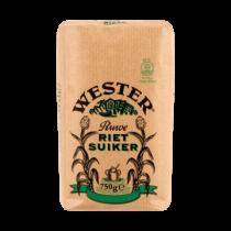 Rietsuikerklontjes Wester pak 500 gram
