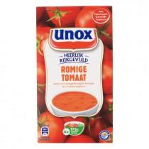 Romige tomatensoep in pak Unox 1L