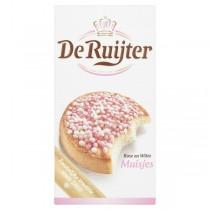 Muisjes roze & wit de Ruijter 280 gram