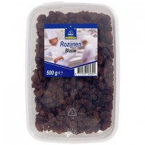 Rozijnen blauw 500 gram