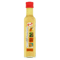 Salade dressing Hela honing - mosterd 250 ml