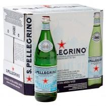 San Pellegrino sparkling naturel 12 x 0,75L