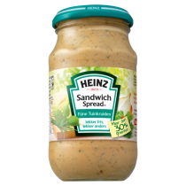 Sandwichspread Heinz fijne tuinkruiden 300 gram