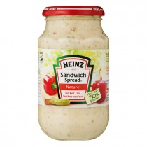 Sandwichspread Heinz naturel 450 gram