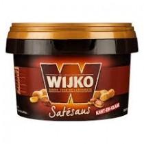Satésaus Wijko kant-en-klaar 500 gram