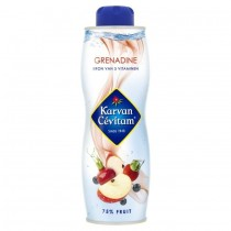Siroop Karvan Cévitam grenadine 0,75L