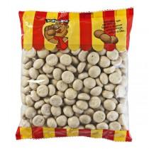 Smikkelbeer kruidnoten witte chocolade 750 gram