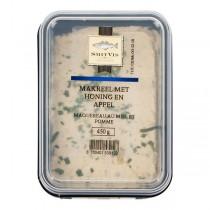 Smit Vis makreelfilet gerookte appel en honing 450 gram