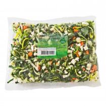 Soepgroenten 250 gram vers gesneden
