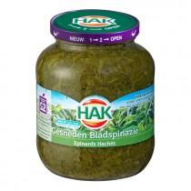 Spinazie blad gesneden Hak 620 gram