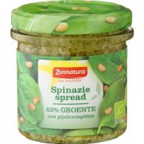Spinazie spread Zonnatura 135 gram