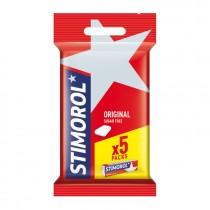 Stimorol kauwgom original 5 pakjes