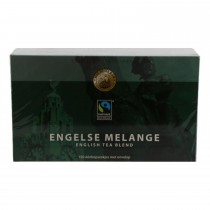 Thee Alex Meijer English tea 100 x 2 gram